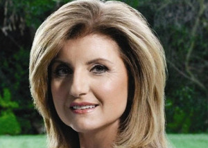 Arianna Huffington Interview