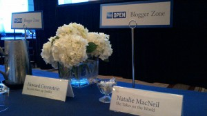 American Express OPEN bloggers