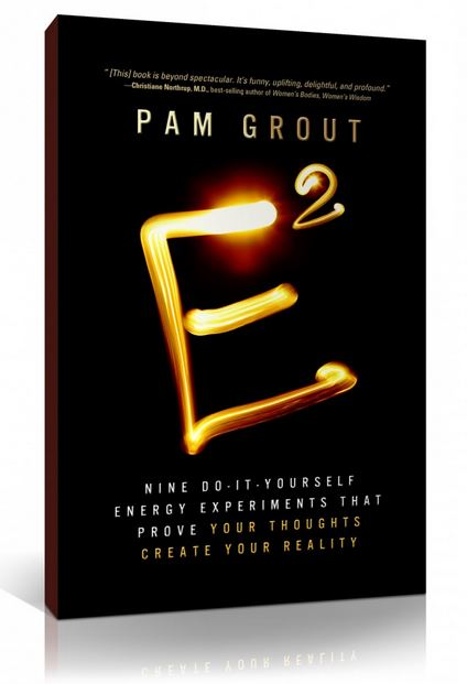 E-Squared book by Pam Grout