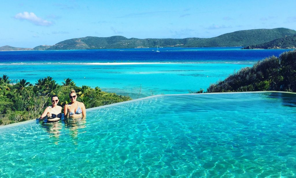 Necker Island Pool