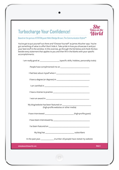 Turbocharge Your Confidence